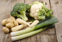 Gemüse der Saison? Kein Problem!...