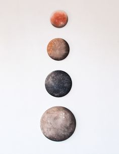 Moons of Jupiter