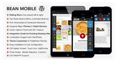 28 Awesome WordPress Mobile Themes & Templates