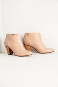 Perfect nude booties