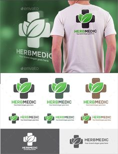 Medical logos always have an unending demand due to the simple fact that the medical pharmacy, centers and clinics are spread out everywhere in the world.
