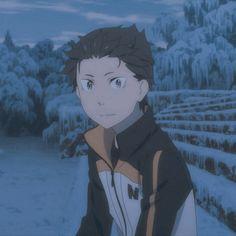 anime   re zero   natsuki subaru   icons   anime icons   re zero icons   re zero season 2 part 2 icons   natsuki subaru icons Re Zero, Subaru, Season 2, Anime, Icons, Art, Art Background, Symbols, Kunst