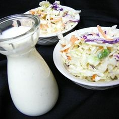 "Creamy Coleslaw Dressing | ""I mixed this up in the morning so the flavors had all day to meld."""