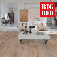 Kahrs Supreme Grande Collection Chalet Oak: Best prices in the UK from The Big Red Carpet Company Wood Office Desk, Office Table, Parquet Leroy Merlin, Kahrs Flooring, Supreme, Engineered Oak Flooring, Large Desk, Hanging Files, Crete