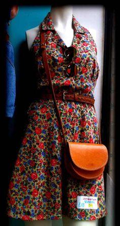 Loving this vintage summer dress from Jemporium