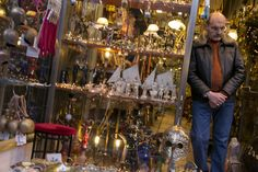 Athens, Europe, capital, city, color, crisis, desperate, people, seller, street photography, veder, antique shop