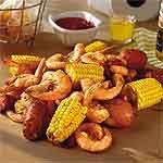 Frogmore Stew Recipe   MyRecipes.com   Southern Living Oct 2014 -- Low Country Boil