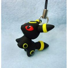 Umbreon, Keychain,mobile accessories,llavero,colgante de movil,anime,manga,pokemon,