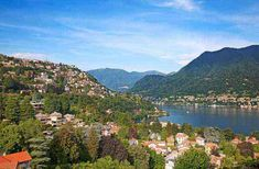 A popular retreat for aristocrats and the wealthy going back to Roman times, this sparkling lake continues to exert a powerful pull on travelers' imaginations.