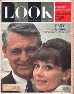 item details: Entire Issuekeywords: Cary Grant, Audrey Hepburn