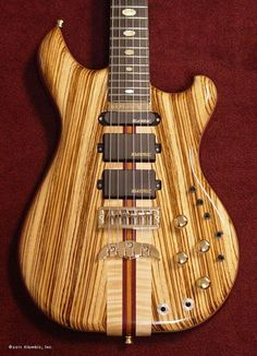 Alembic guitars | Alembic - Further Guitar