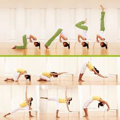 In nur 4 Schritten in den Kopfstand mit #feetupyoga Entdecke auch noch viele weitere Übungen. #switchperspective #feetupflow #ardachandrasana #downdog #yogalove #urdhvadhanurasana #yoga