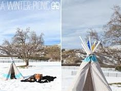 winter picnic - Google Search