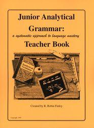 Junior Analytical Grammar Set   -               By: R. Robin Finley