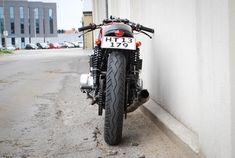 Honda CB 750 F2 Cafe racer billede 7