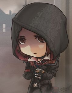 Assassin's creed Syndicate - cute little Evie
