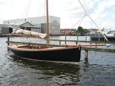 20 ft. classic daysailer, yacht design. | pieter dijkstra