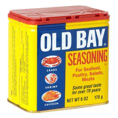 Homemade Copycat of Old Bay Seasoning - A favourite for a lobster, crab and/or seafood boil.