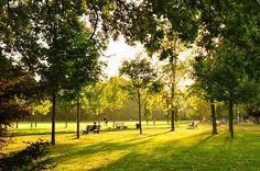 Courir à Lyon : Parcours au parc de la Tête d'Or et à Fourvière - Culture Athle