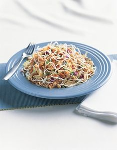 California Pizza Kitchen's recipe for Thai Crunch Salad