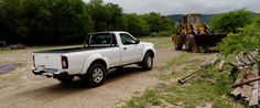 The Nissan NP300 Workhorse has a large and accessible loading bay.