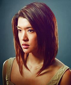 Grace Park. Hawaii 5-0