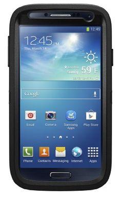 OtterBox Defender Series Case for Samsung Galaxy S4 - Frustration-Free Packaging - Black (Black/Black) - http://www.rekomande.com/otterbox-defender-series-case-for-samsung-galaxy-s4-frustration-free-packaging-black-blackblack/