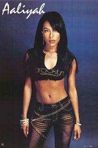 Image of Aaliyah - www.Feistie.com