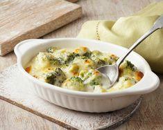 Brokkoli sajtos mártásban - Recept | Femina
