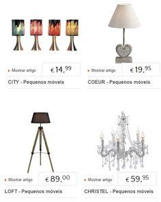 A coleção de mobiliário e iluminação das lojas CASA