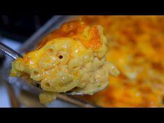 Baked Macaroni and Cheese Mac N Cheese Velveeta, Macaroni Cheese Recipes, Food Dishes, Pasta Dishes, Side Dishes, Main Dishes, Down South, Side Dish Recipes, Dinner Recipes