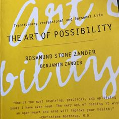 "This book is amazing.  It is completely changing the way I think about things in all aspects of my life.  Here is just a short snippet (paraphrased):  Two shoe salesmen travel to a foreign country in efforts to find new customers.  One salesman sends back the following message to the company ""Situation hopeless they don't wear shoes.""  The other salesman sends quite a different message ""Glorious opportunity!!!!  No one wears shoes!!""  It is not the circumstance it is how we perceive and what…"
