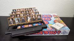 Harry Potter Guess Who game featured