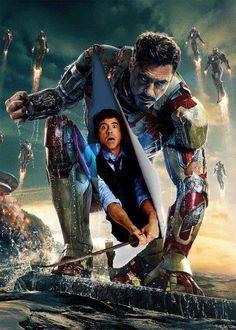 Robert Downey Jr. <3