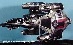 Gunstar from The Last Starfighter