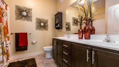 Envision living at Promenade Pointe. Browse 34 photos, 2 videos of our apartment community. First Apartment, Bedroom Apartment, Apartment Communities, Norfolk, View Photos, Double Vanity, Apartments, Mirror, Modern
