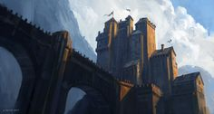 High Places by andreasrocha on @DeviantArt