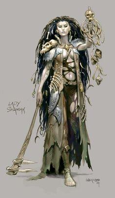 savra golgari queen - Google Search