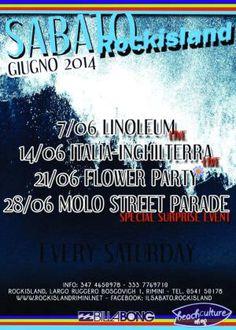 Vieni a vedere i mondiali direttamente al #Rockisland #Rimini!