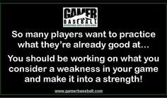 If you struggle hitting the breaking ball practice it so much it becomes a strength!