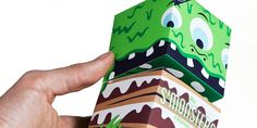 S'Monsters is a fun, exciting concept for packaging s'mores.