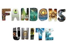 OMG I love this!!!!!!!! Maze runner, divergent, Percy Jackson, Harry Potter and The Hunger Games I have read