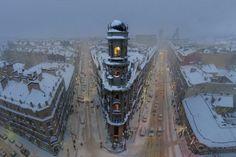 St. Petersburg. 5 corners. Alexander Petrosyan