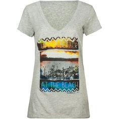 ONEILL Beach Life Womens Tee  #travel #junkydotcom