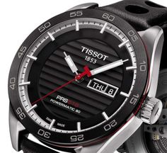 Tissot PRS 516 Automatic und PRS 516 Small Second