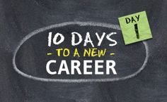L'eggs <3's Women's Agenda's 10 days to a new career. A new career tip is posted every day!