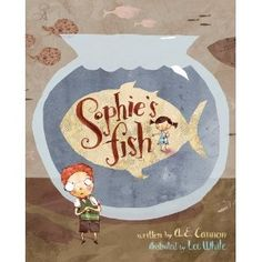 Jake is a true worry wart.  After he agrees to watch Sophie's fish while she is out of town, he obsesses about many things that could go wrong.  Only when he meets Sophie's fish does he discover just how off base his concerns were.  Humorous and an excellent read aloud picture book.