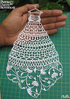 Papercut Art By Parth Kothekar on Behance Diy Projects To Try, Crafts To Make, Arts And Crafts, Paper Mache Projects, Paper Crafts, Elements Of Art Space, Paper Pot, Cut Paper, Paper Clothes