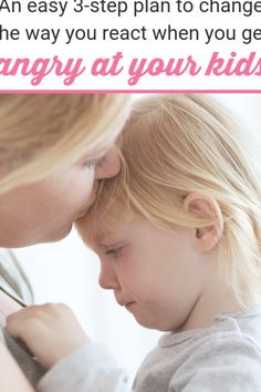 Struggling with parenting anger? Here is an easy and powerful self-regulation plan that will help you turn angry reactions into peaceful responses and become a calmer mom! --- How to become a calm mom Peaceful Parenting, Gentle Parenting, Parenting Advice, Kids And Parenting, Education Positive, Positive Discipline, Toddler Discipline, Baby Education, The Joys Of Motherhood