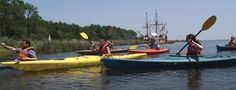 Outer banks kayaking  http://www.elanvacations.com/